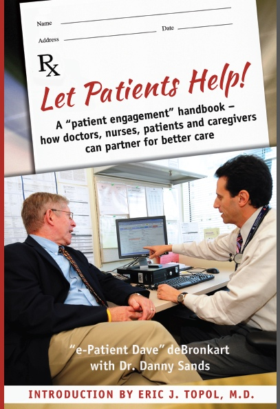 """Googling is a sign of patient engagement"""