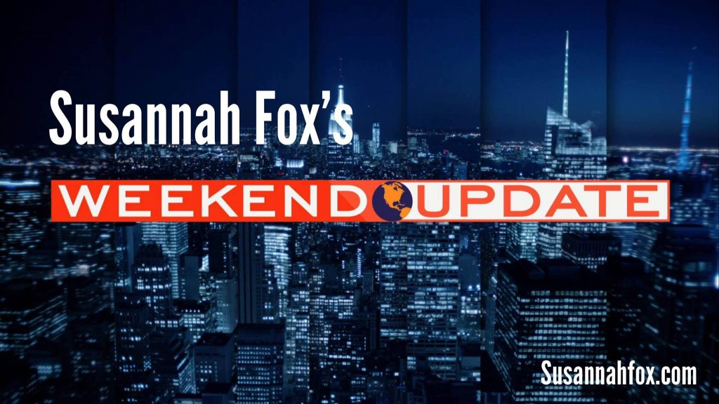 Susannah Fox's Weekend Update - credit: Andre Blackman