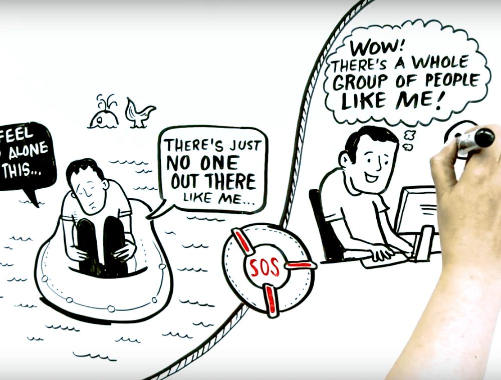 Video: Peer health advice