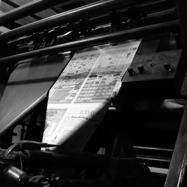 How health systems are like newspapers