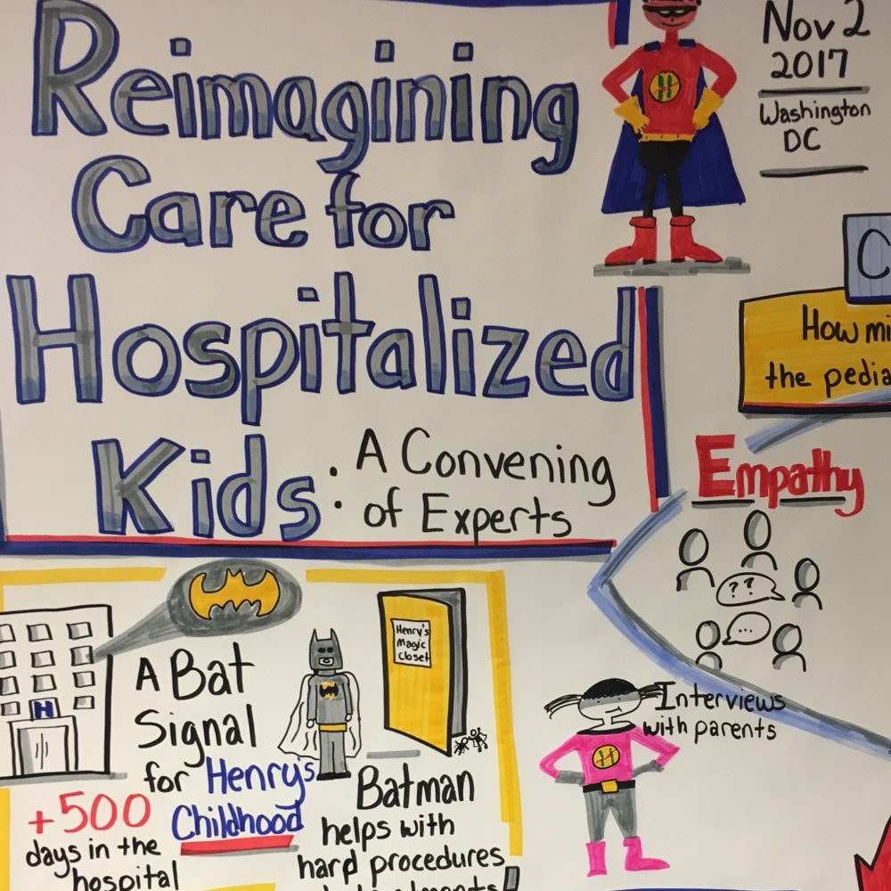 Re-imagining care for hospitalized kids