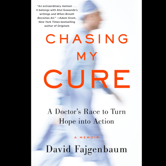 CHASING MY CURE book cover