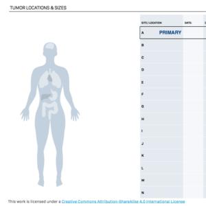 Cancer worksheet
