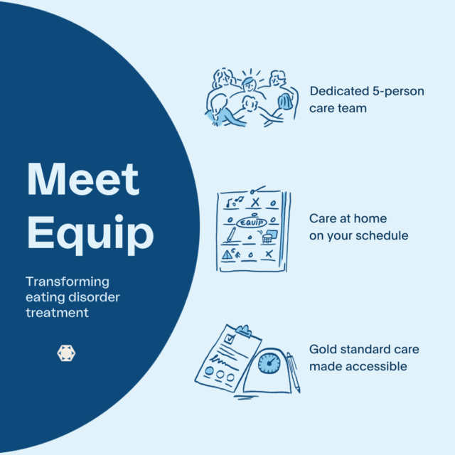 Meet Equip - benefits of treatment